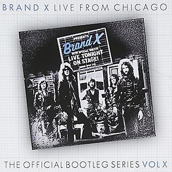 Marque X - Live in USA import de Chicago 1978 [CD]