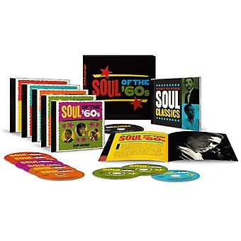 Soul of the '60s - Soul of the 60s (9CD) [CD] USA import