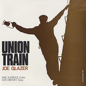 Joe Glazer - Union Train [CD] USA import