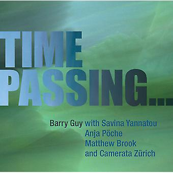 Barry Guy & Camerata Zurich - importazione USA tempo passando [CD]
