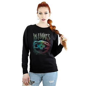 In Flames Women's Battles Circle Sweatshirt