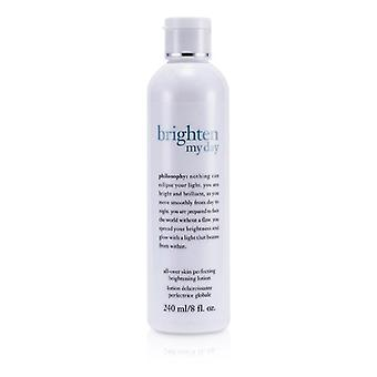 Philosophy Brighten My Day All-over Skin Perfecting Brightening Lotion - 240ml/8oz