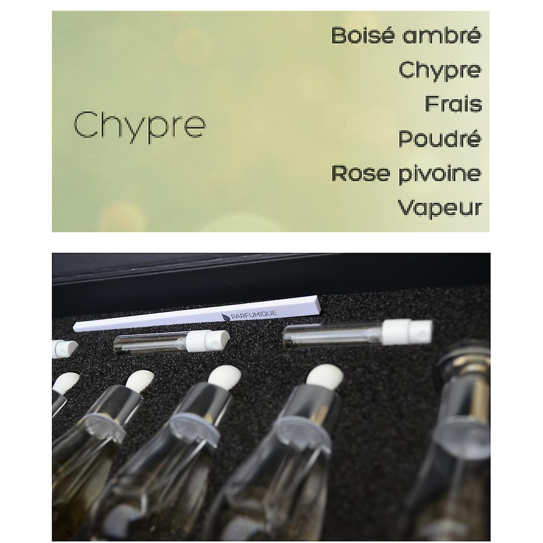 Box Chypre - parfym skapande kit