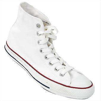 会話のすべて星 HI オプティカル ホワイト M7650 普遍的なすべての年の女性靴