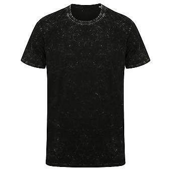 SF Unisex Adults Washed Band T-Shirt