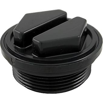 "Pentair 86202000 1-1/2 ""Plug avlopp keps med O-Ring"
