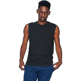 American Apparel Mens Power gewaschen 100 % Baumwolle Muskel Tank-Top