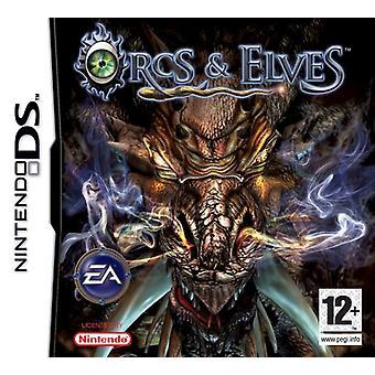 Orcs Elves (Nintendo DS)-nya