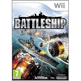 Battleship (Wii) - As New
