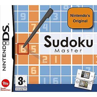 Sudoku Master (Nintendo DS)-nieuw