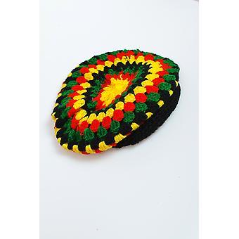 Hoeden Jamaica/Rasta GLB