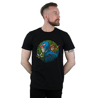 Vicente Trinidad hombres en la jungla tóxica t-shirt