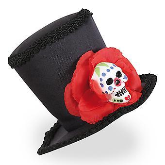Mini cylinder Mexico kraniet Halloween