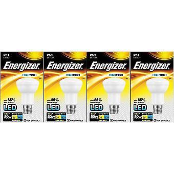 4 X Energizer Hightech conduziu a lâmpada do refletor R63 9.5w = 50W [classe energética A +]