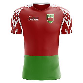 2018-2019 Vitryssland Hem Concept fotbollströja (Kids)