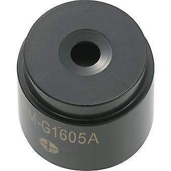 KEPO KPM-G1612A-6328 Piezo buzzer Noise emission: 85 dB Voltage: 12 V Continuous acoustic signal 1 pc(s)