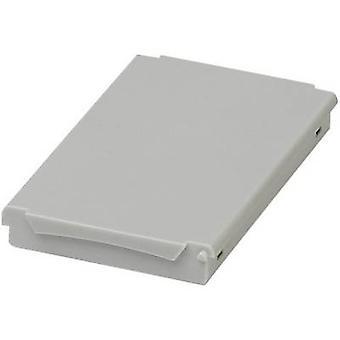 Phoenix Contact BC 71,6 DKL R KMGY DIN rail casing (lid) 45 x 71.6 x 8 Polycarbonate (PC) Light grey 1 pc(s)