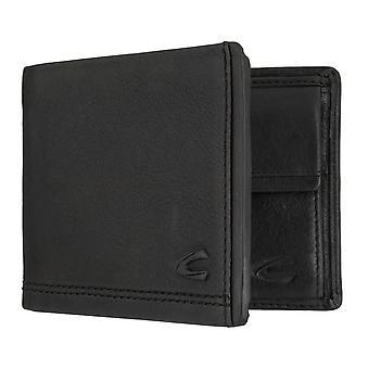 Sac à main camel active mens wallet portefeuille avec puce RFID protection noir 7295