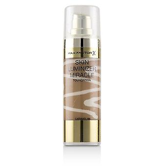 Max Factor Skin Luminizer Miracle Foundation - # 85 Caramel - 30ml / 1oz