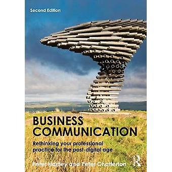 Communication d'affaires par Peter Hartley