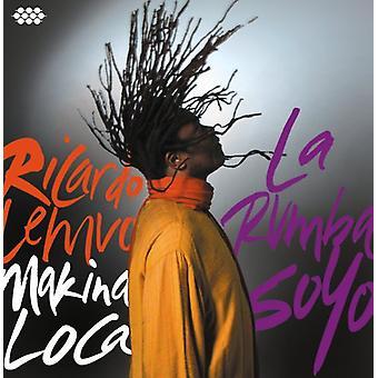 Lemvo, Ricardo / Loca, Makina - La Rumba Soyo [CD] USA import