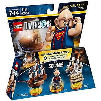 LEGO 71267 Goonies-Level package