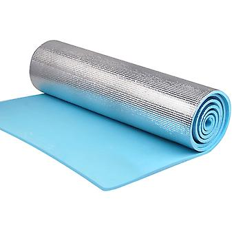 TRIXES Large Adults Camping Roll Foam Sleeping Mat for Tent Floor and Festival