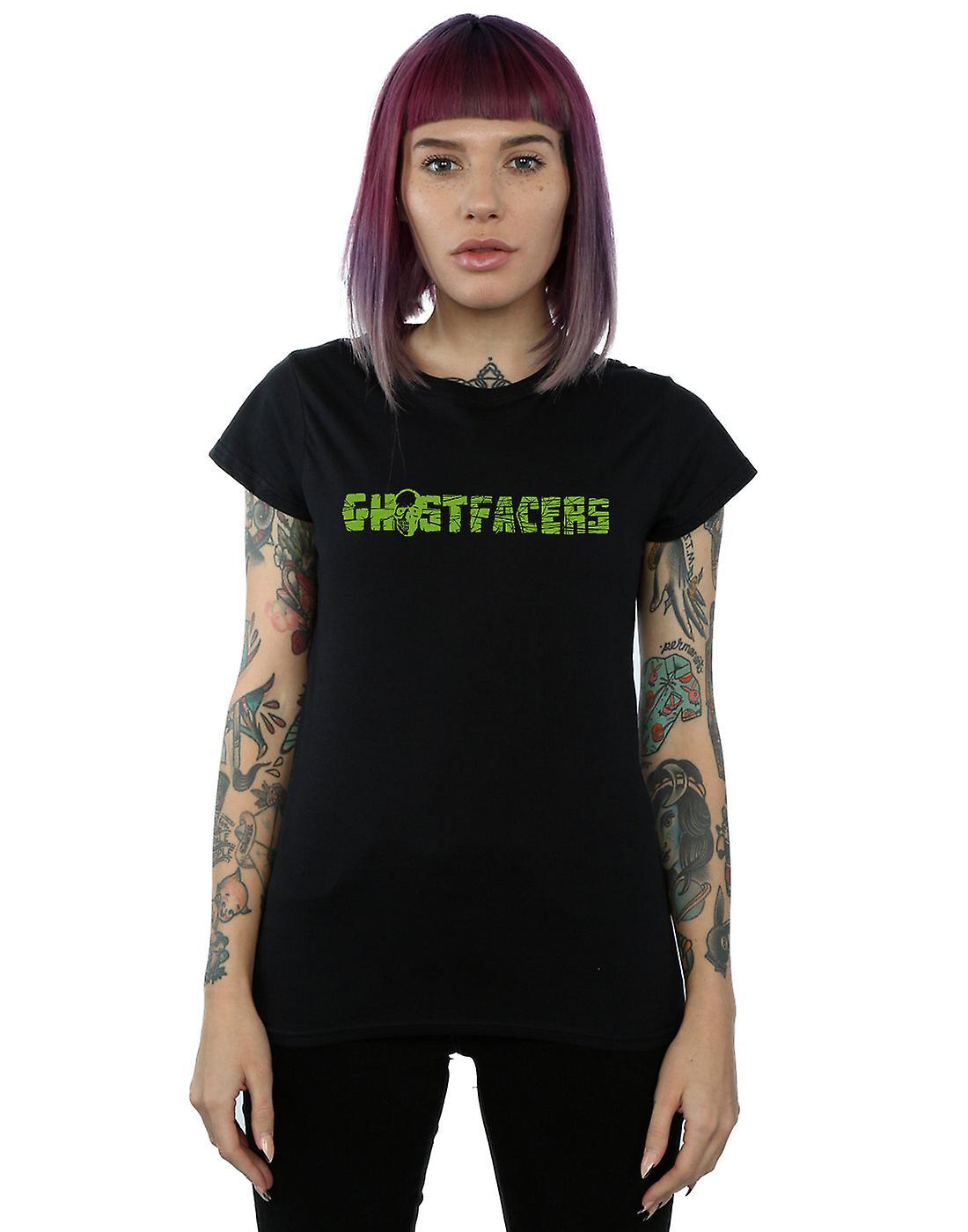 Supernatural Women's Ghostfacers Logo T-Shirt