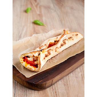 Big Al's Frozen Italian Pepperoni Pizza Twists