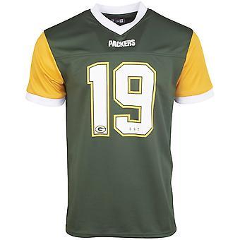 New era NFL Jersey Jersey shirt - Green Bay Packers