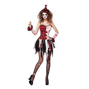 Jester Lady Scary