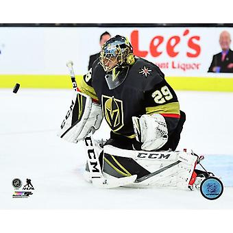 Marc-Andre Fleury 2018-19 Action Photo Print