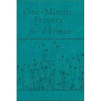 Einer Minute Gebete für Frauen (Geschenkausgabe) von Hope Lyda - 9780736966