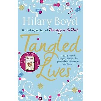 Trassliga liv av Hilary Boyd - 9780857385192 bok