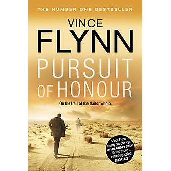 Búsqueda de honor (reedición) de Vince Flynn - libro 9781849835800