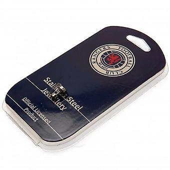 Boucle en acier inoxydable Rangers FC