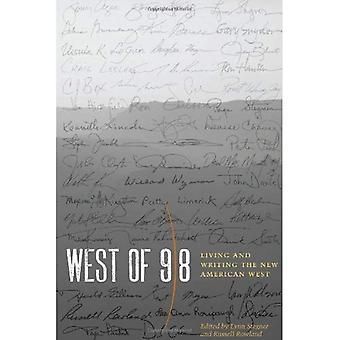 Länteen 98: asuvat ja kirjoittaa uuden American West