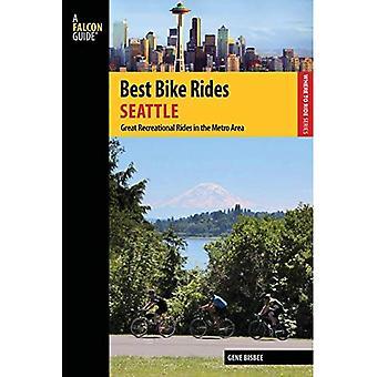 Meilleur vélo Seattle: Balades loisirs grands dans la région métropolitaine (vélo meilleur série)