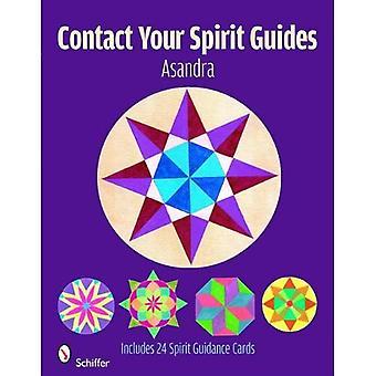 Entrar em contato com seus guias espirituais