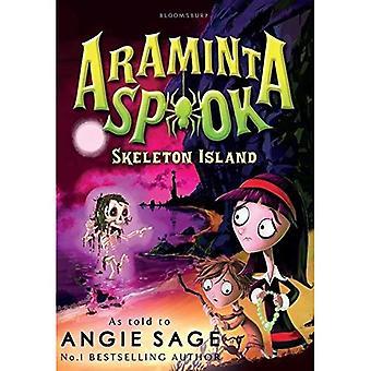 Araminta Spook: Squelette Island