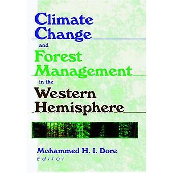 Klimaændringer og skovforvaltning i den vestlige halvkugle