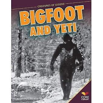 Bigfoot och Yeti (varelser av Legend)