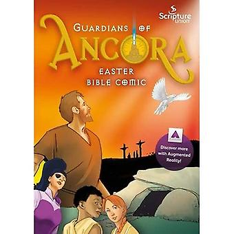 Guardians of Ancora Easter Bible Comic