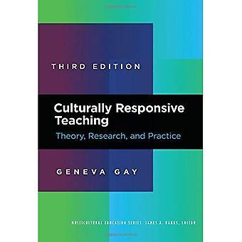 Kulturell ansprechende Lehre: Theorie, Forschung und Praxis (multikulturelle Bildung-Serie)