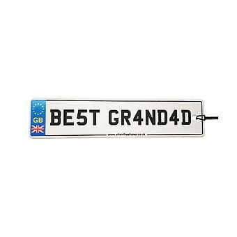 Najlepsze Grandad umocowania samochodowa zawieszka zapachowa