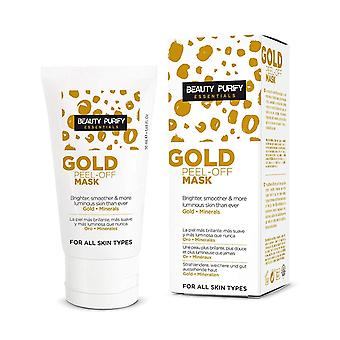 Beauty Purify Gold Peel-Off Mask For Face 50ml