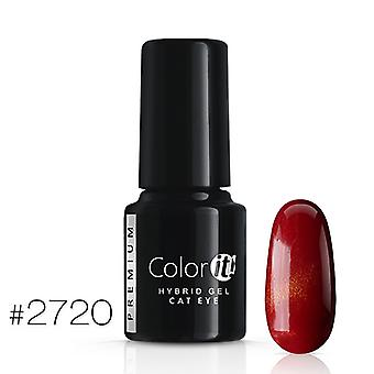 Gellack-Color IT-Premium-Cat Eye-* 2720 UV Gel/LED