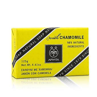 Apivita Natural Soap With Chamomile - 125g/4.41oz