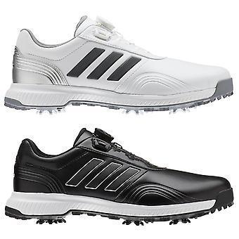 adidas Golf Herren 2020 CP Traxion Boa Spiked Leder Golfschuhe