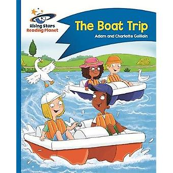 Reading Planet - The Boat Trip - Blue - Comet Street Kids by Adam Guil